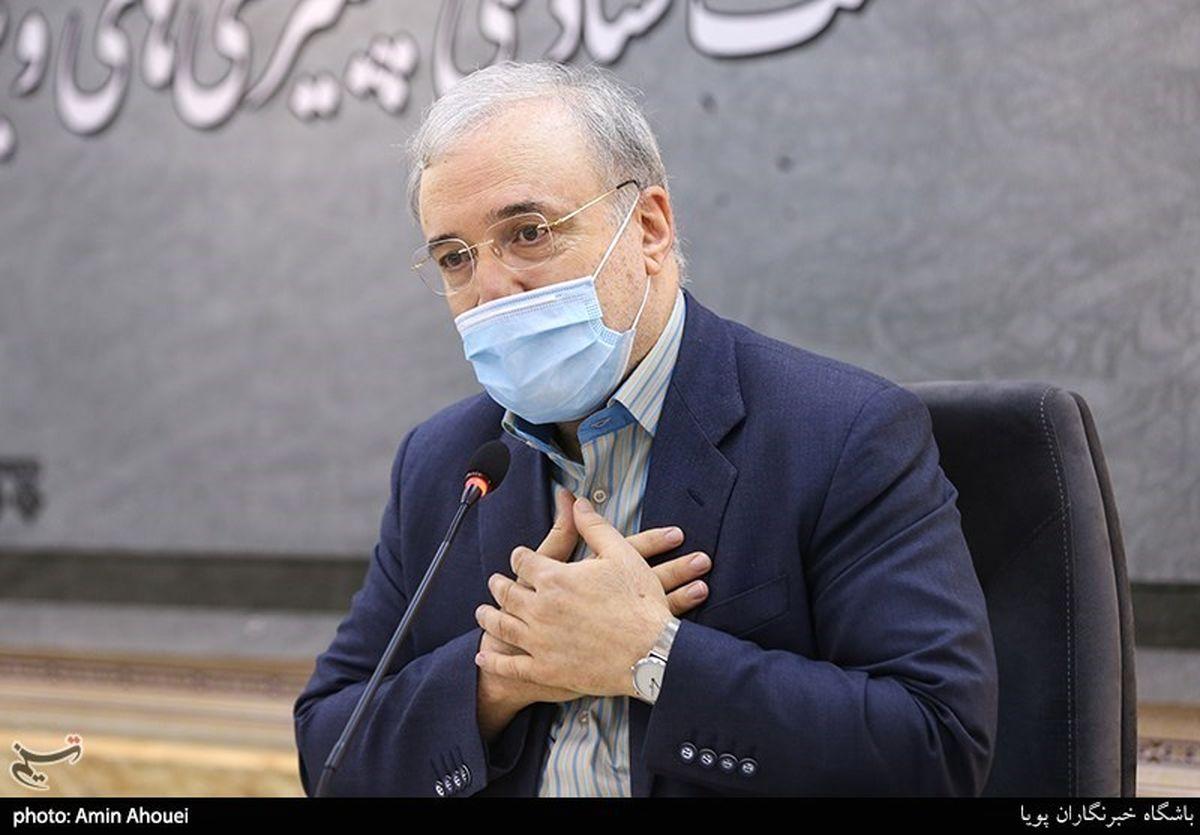 وزیر بهداشت استعفا میدهد؟