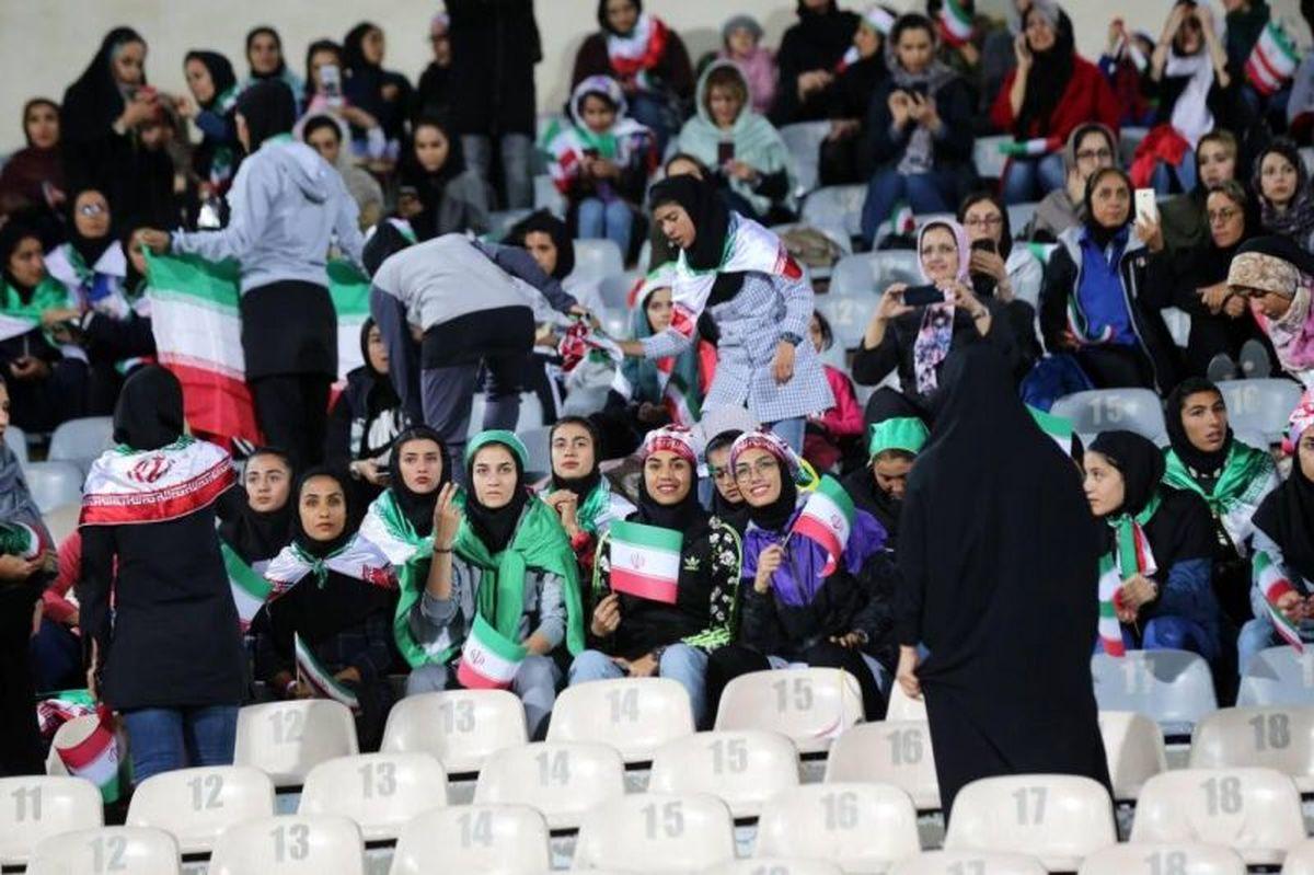 روایت عجیب یک دستفروش از حضور زنان در ورزشگاه