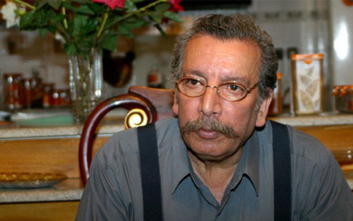 فیلمی غم انگیز و تلخ از مراسم خاکسپاری بهمن مفید + فیلم دیده نشده