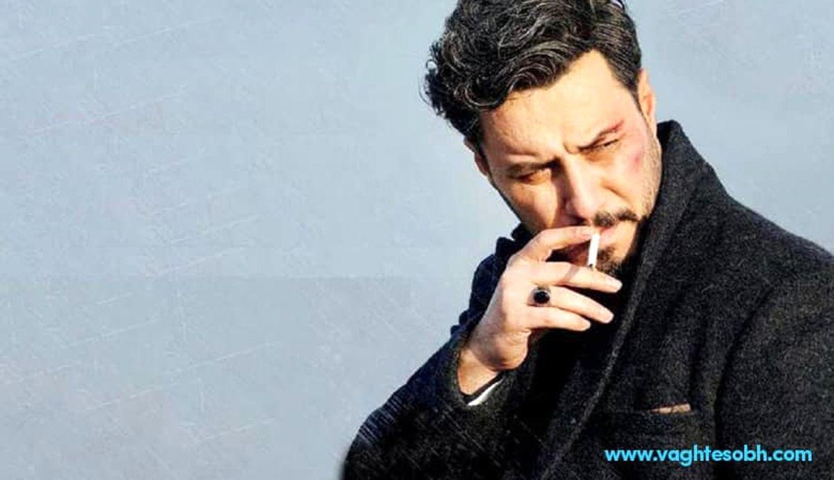 ادعای پادشاهی جواد عزتی در زخم کاری +عکس
