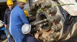 انجام موفقیت آمیز تعمیرات کمپرسورهای تزریق گاز توسط مهندسین شرکت نفت و گاز اروندان