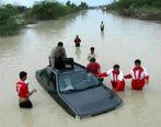 اعزام گروه جهادی بسیج بانک توسعه صادرات به مناطق سیلزده