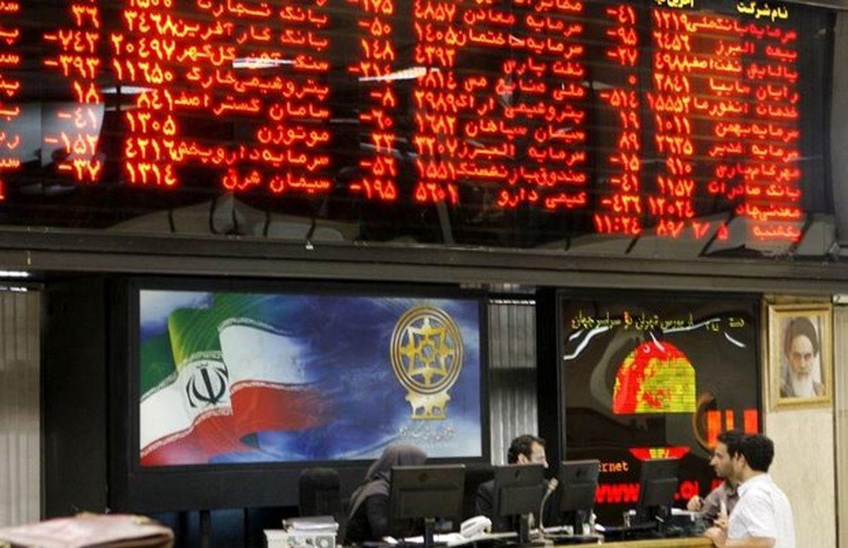 رشد ۶۹۴۸ واحدی بورس تهران