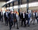 بازدید مدیرعامل بانک توسعه تعاون از طرحهای اقتصادی سیمرغ و مشیز بردسیر استان کرمان