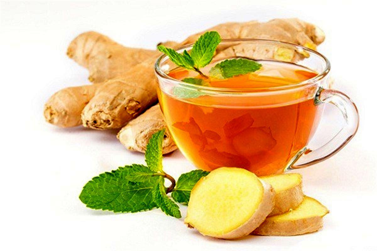 مزایای شگفت انگیز چای زنجبیل برای سلامتی