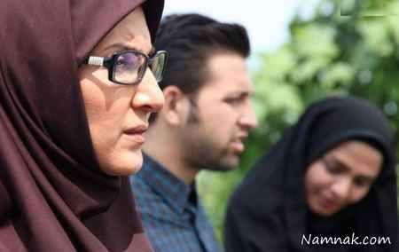 فاطمه گودرزی و محسن افشانی