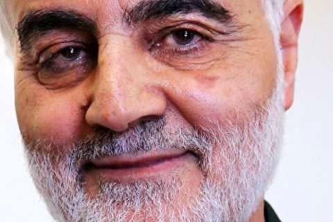 زندگی خصوصی سردار قاسم سلیمانی و همسرش + تصاویر