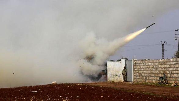 ۲۲ سرباز ترکیه در حمله هوایی در سوریه کشته شدند