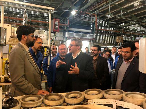 چرخشگر توان تبدیل شدن به والئو ایرانی را دارد