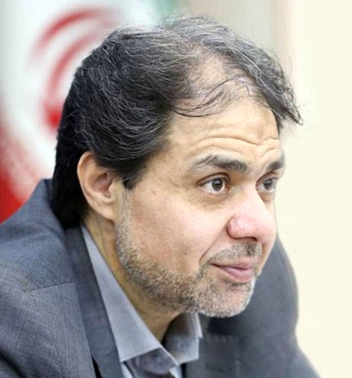 پیام تبریک مهندس موهبتی به مدیر عامل جدید سازمان بیمه سلامت ایران