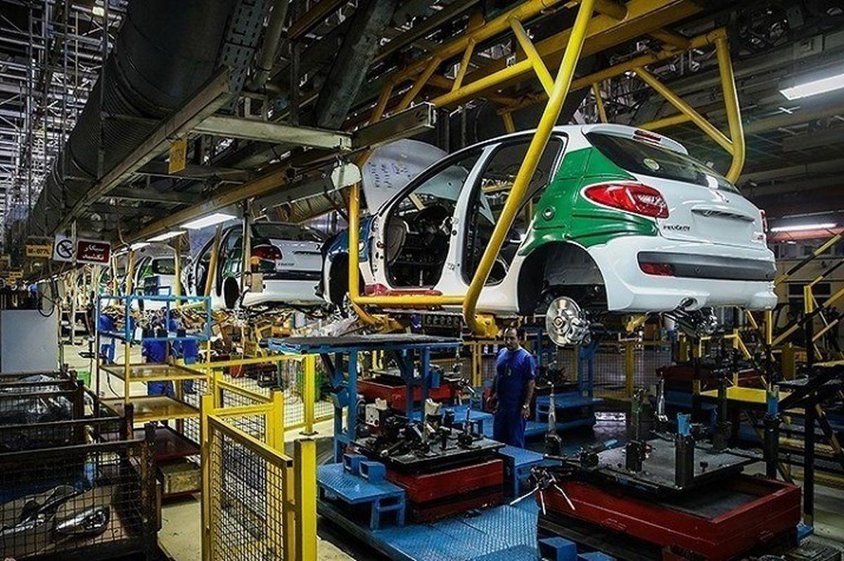 تولید محصولات بنزینی ایران خودرو با استاندارد یورو۵