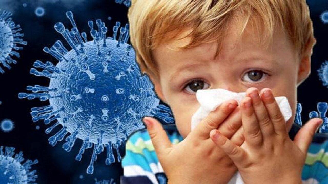 علائم جدید ابتلای کودکان به کرونا
