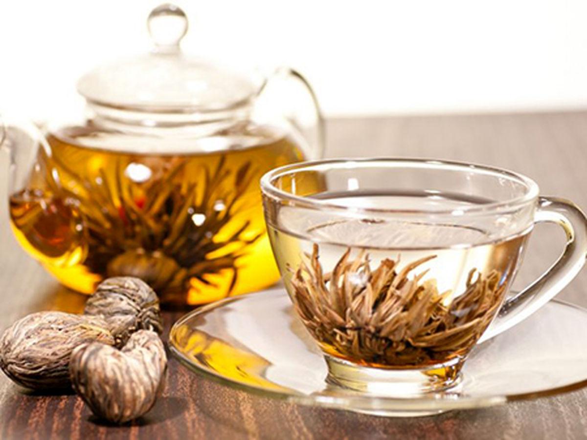 خواص باورنکردنی چای بلومینگ