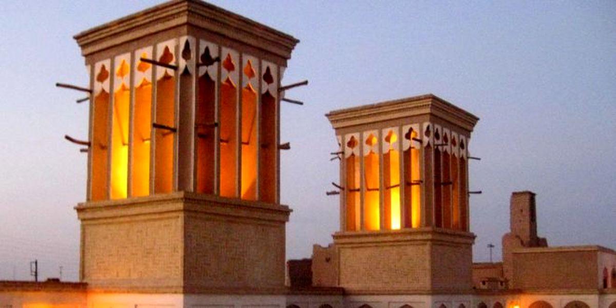 بلندترین بادگیر جهان در ایران