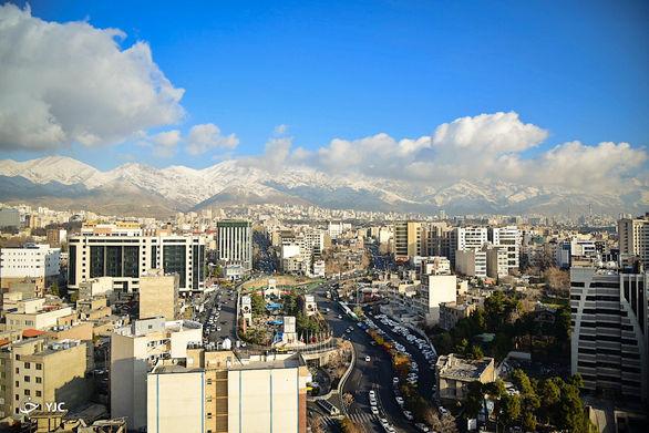 هوای تهران در ۸ دی ماه؛ سالم است