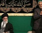 آخرین حضور سردار سلیمانی در کنار رهبری در ایام فاطمیه + فیلم