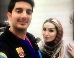 فرزاد فرزین  عکسهای عاشقانه ها و دیده نشده با همسرش + بیوگرافی و تصاویر