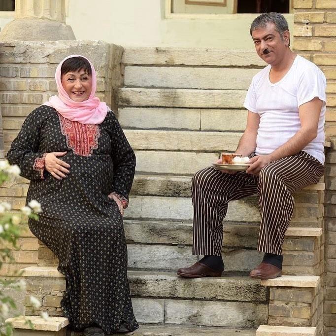 بارداری مریم امیرجلالی سوژه شد+عکس