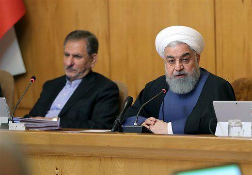 روحانی: با افتخار تحریمهای آمریکا را دور میزنیم