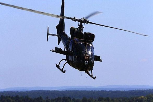 جزئیات سقوط بالگرد مرزبانی در ارومیه