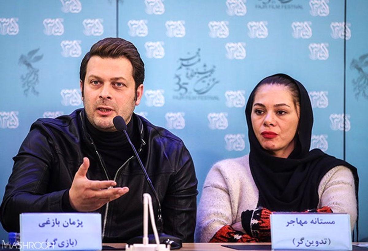 مستانه مهاجر داور جشنواره «اوران» الجزایر شد