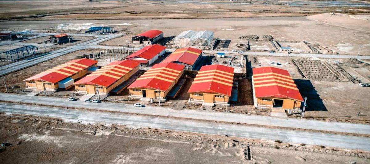 زمینه اشتغال ۲۶۰۰ نفر با احداث ۵۰ واحد تولیدی در منطقه آزاد ماکو فراهم می شود