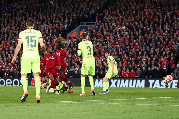 نتیجه بازی برگشت بارسلونا و لیورپول 18 اردیبهشت + خلاصه بازی