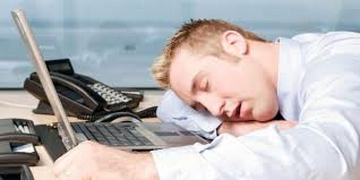 دلیل احساس خواب آلودگی در بعد از ظهر چیست؟