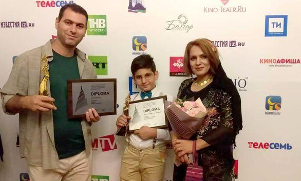 «گل نساء» جوایز جشنوارههای بینالمللی فیلم «کازان» روسیه و «سالنتو» ایتالیا را کسب کرد