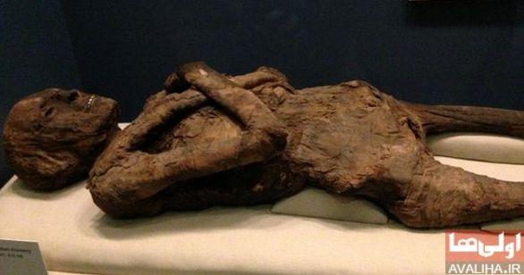 جزییات تجاوز به زن مومیایی 2500 ساله + عکس