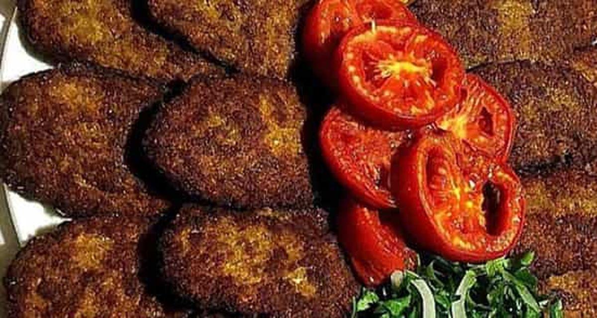 آموزش و طرز تهیه کتلت گوشت