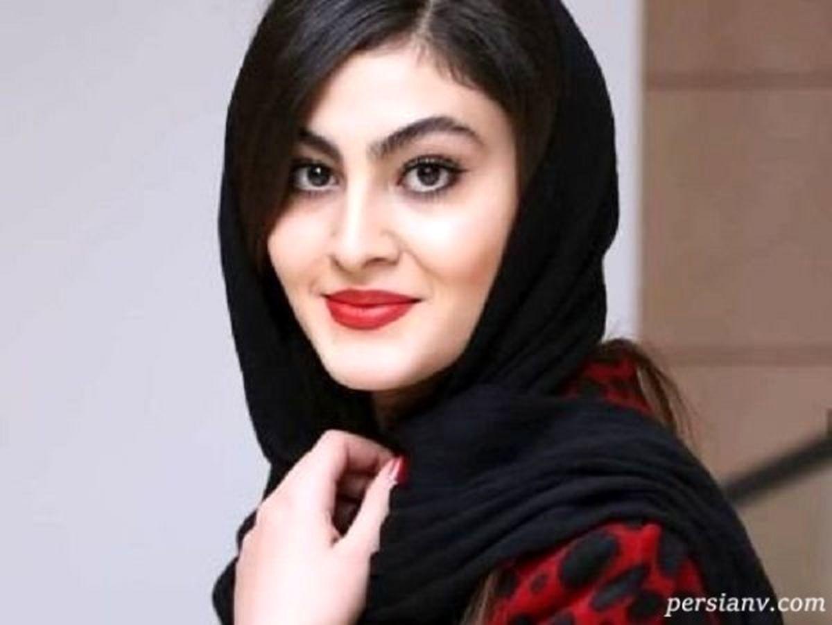 اسم و مشخصات کامل همسر آینده مریم مومن لو رفت + تصاویر لو رفته