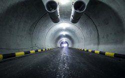 تونل های شهری پایتخت پولی میشوند