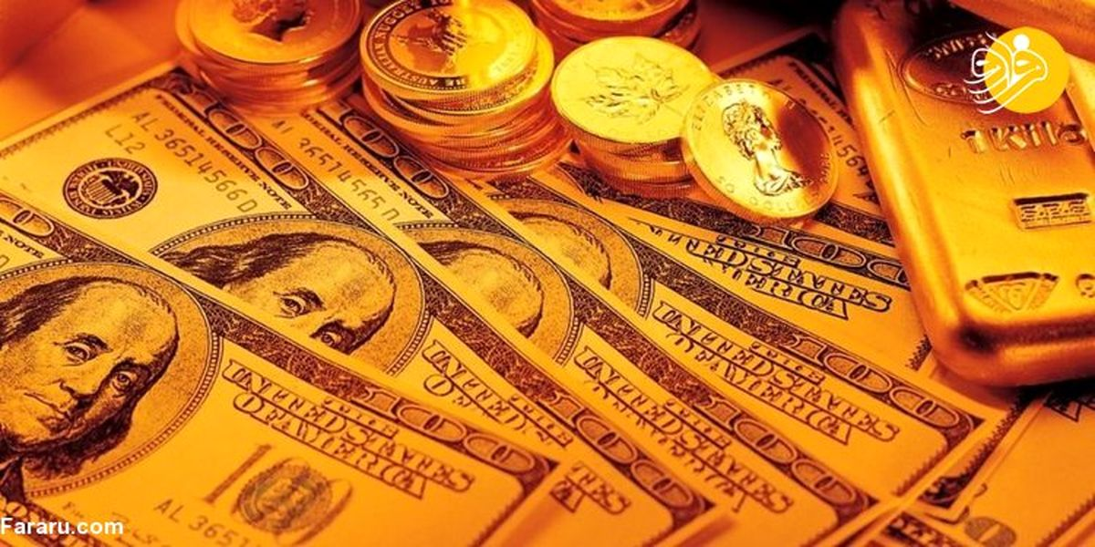 طلا و سکه ارزان شد/ دلار گران شد