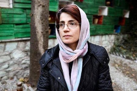 نسرین ستوده به 33 سال حبس محکوم شد