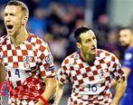 پیروزی کرواسی و سوئیس در پلی آف جام جهانی