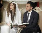 نیکی محرابی،بازیگر سینما با فوتبالیست استقلالی ازدواج کرد+ عکسهای جنجالی لو رفته از مراسم ازدواج