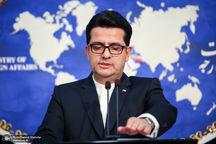 واکنش ایران به ادعای آمریکا مبنی بر پیشنهاد کمک