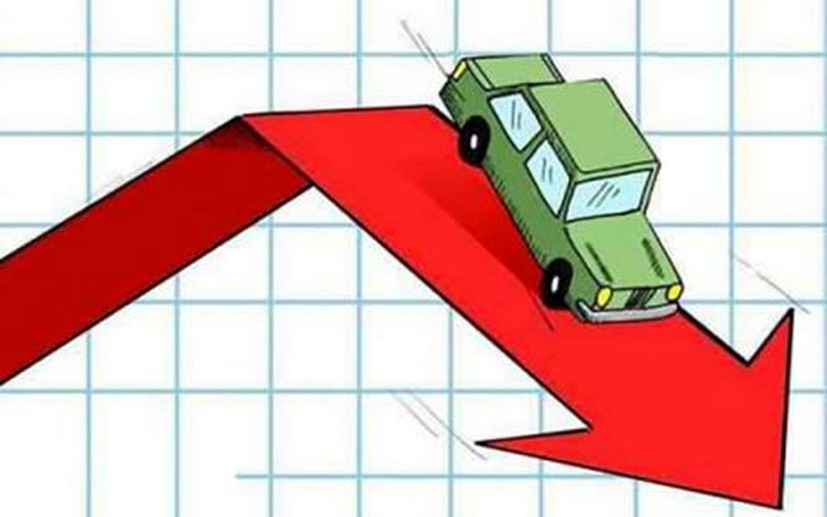 قیمت خودرو به شدت کاهش یافت + قیمت جدید