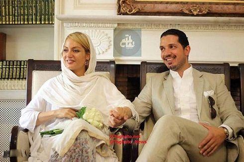 ماجرای ازدواج مهناز افشار + عکس مراسم عروسی