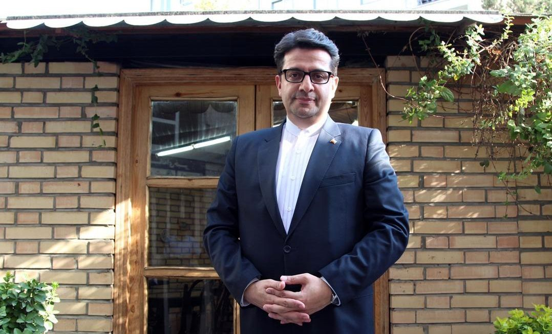 کری خوانی سخنگوی وزارت خارجه برای استقلالی ها در استانه دربی