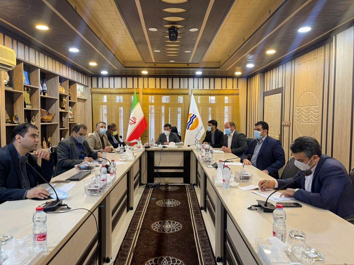 پیگیری تامین زیرساخت های جهت آماده سازی افتتاح ریاست جمهوری