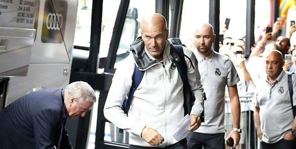 بازیکنان رئال مادرید جانشین زیدان را مشخص کردند