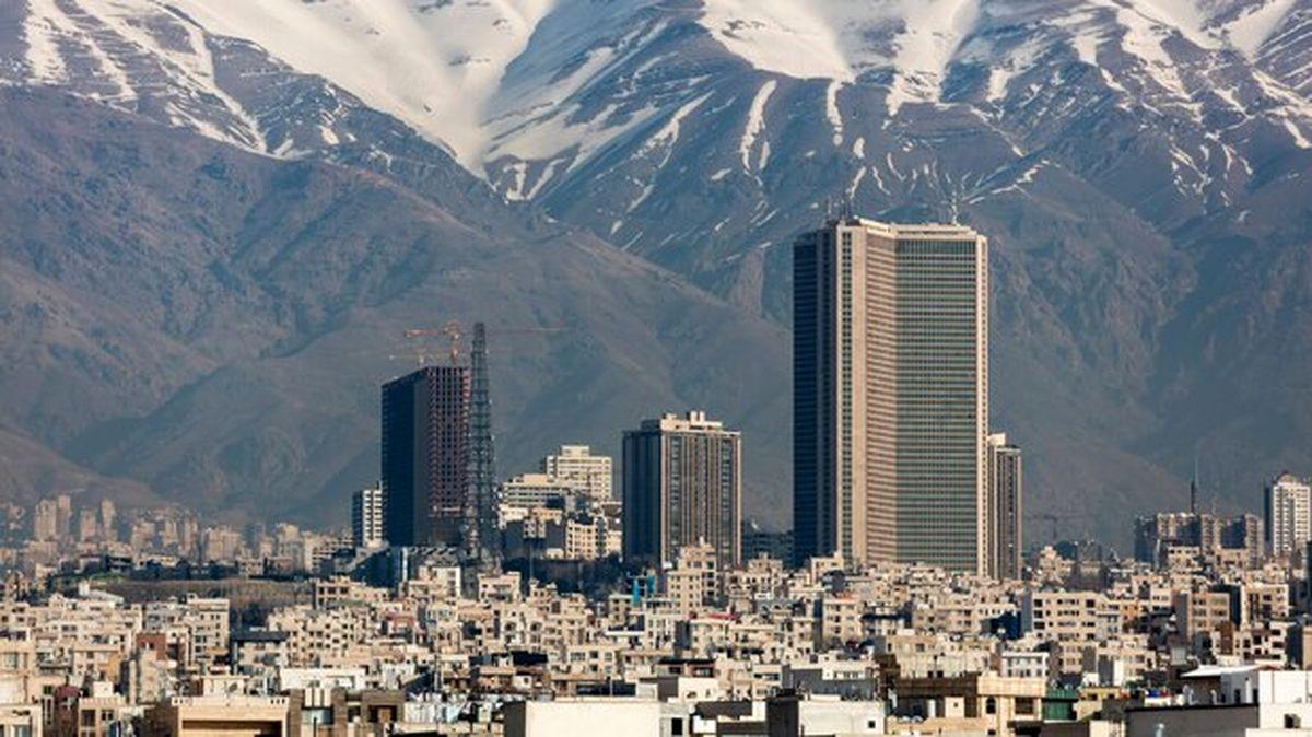 قیمت آپارتمان در تهران چهارشنبه 29 اردیبهشت + جدول