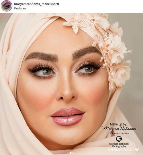 عکس های لورفته از مراسم ازدواج دوم و لاکچری الهام حمیدی + بیوگرافی و عکس