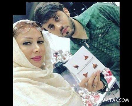 اسپاکو یوسفی همسر محسن چاوشی (آلبوم عکس)