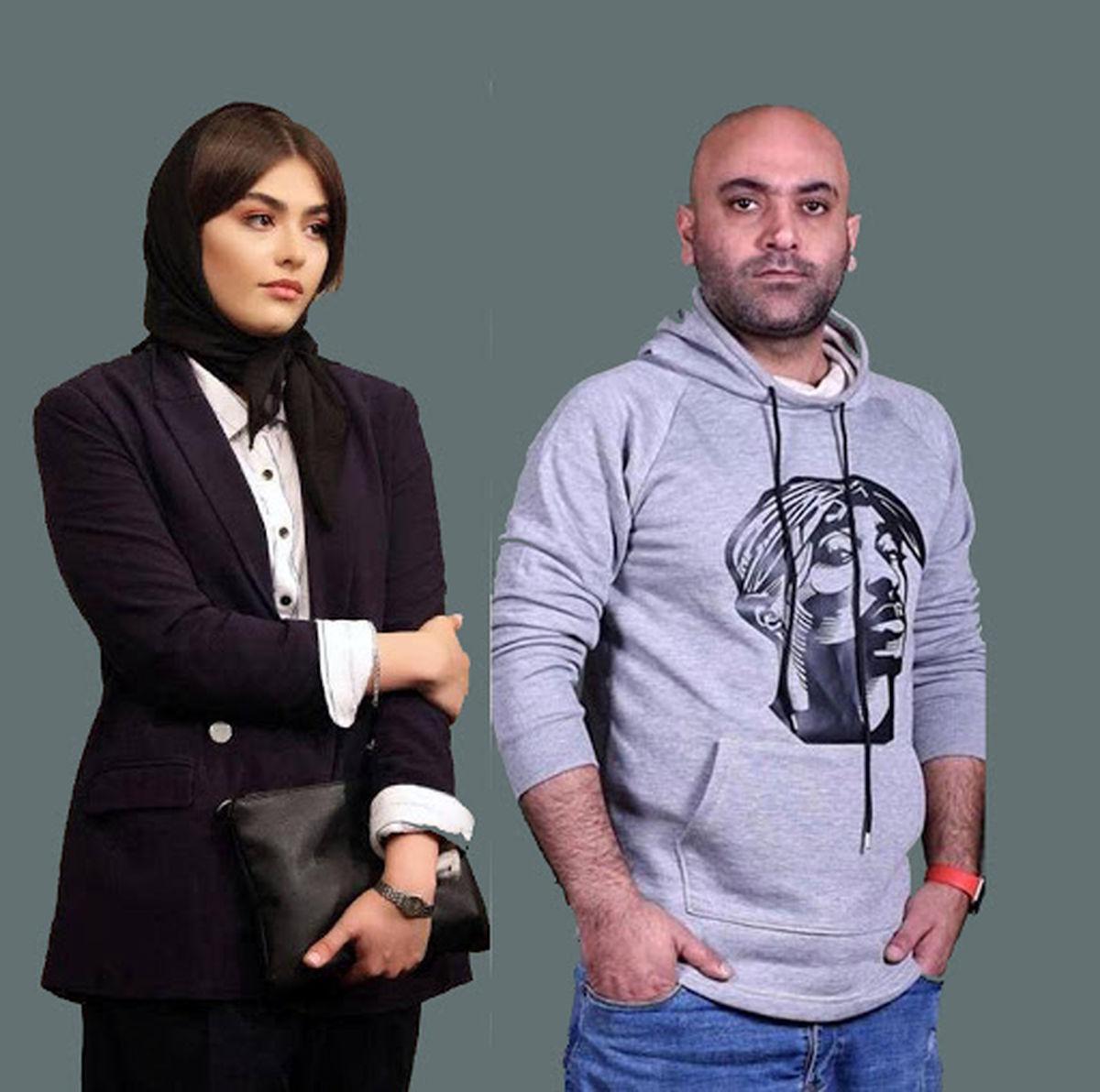 عاشقانه های ریحانه پارسا و همسرش + عکس دیده نشده