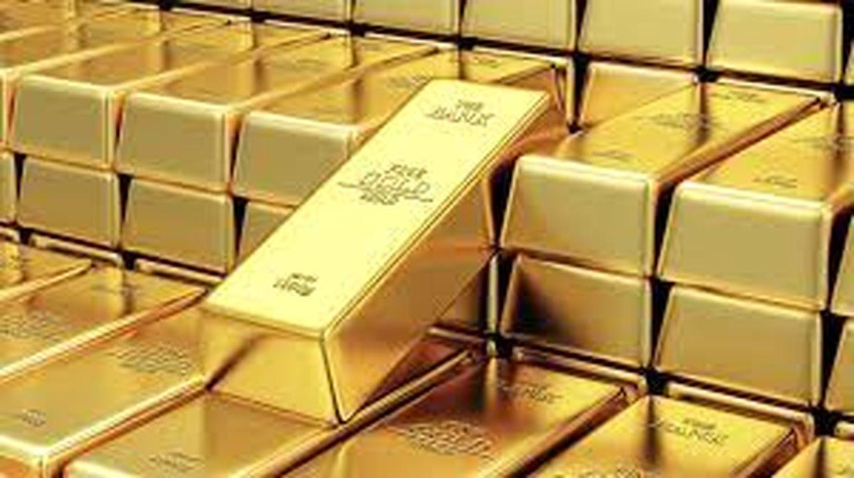سقوط قیمت طلا در جهان