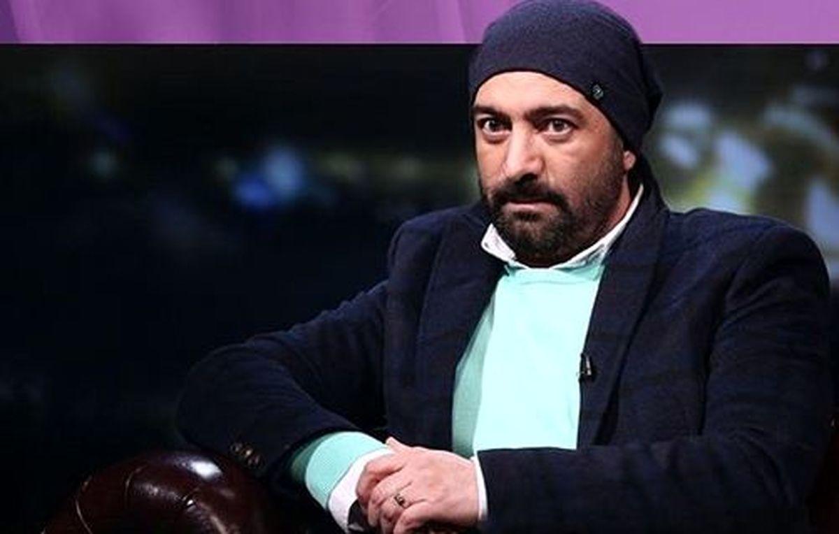 مجید صالحی مهران مدیری را با خاک یکسان کرد + فیلم
