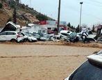 مدیریت بحران: فوت 76 نفر در سیل فروردین امسال